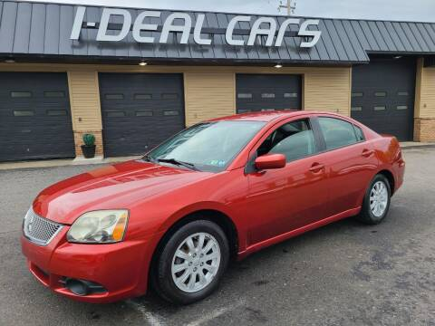 2012 Mitsubishi Galant for sale at I-Deal Cars in Harrisburg PA