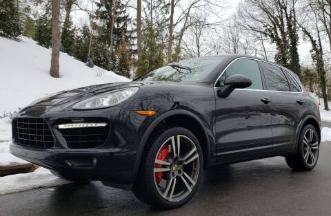 2012 Porsche Cayenne for sale at The Motor Collection in Columbus OH