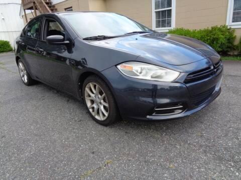 2013 Dodge Dart for sale at Liberty Motors in Chesapeake VA