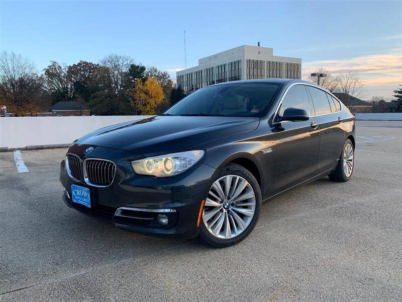 2014 BMW 5 Series for sale at Crown Auto Group in Falls Church VA