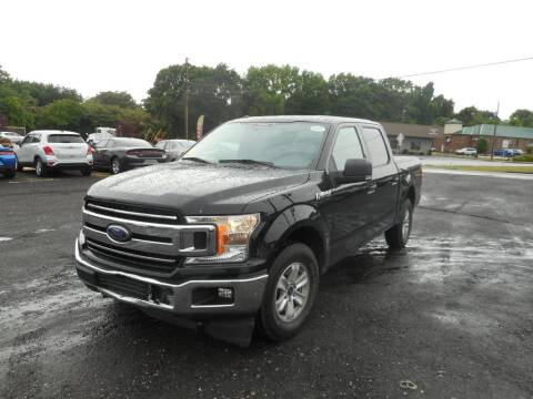 2018 Ford F-150 for sale at Auto Center Elite Vehicles LLC in Spartanburg SC
