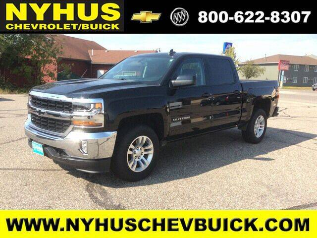 2018 Chevrolet Silverado 1500 for sale at Nyhus Chevrolet Buick in Staples MN