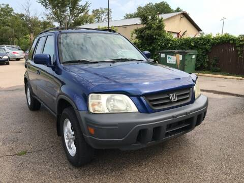 1999 Honda CR-V for sale at GLOBAL AUTOMOTIVE in Gages Lake IL
