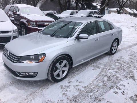 2015 Volkswagen Passat for sale at CPM Motors Inc in Elgin IL