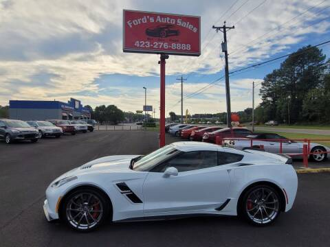 2019 Chevrolet Corvette for sale at Ford's Auto Sales in Kingsport TN