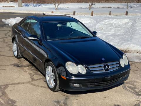 2007 Mercedes-Benz CLK for sale at Choice Motor Car in Plainville CT