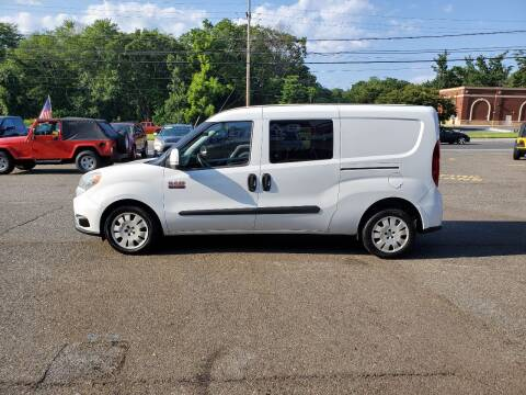 2016 RAM ProMaster City Cargo for sale at CANDOR INC in Toms River NJ