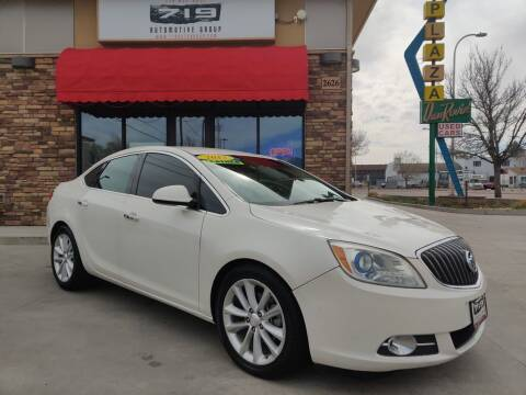 2012 Buick Verano for sale at 719 Automotive Group in Colorado Springs CO