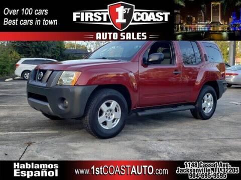 2007 Nissan Xterra for sale at 1st Coast Auto -Cassat Avenue in Jacksonville FL
