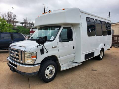 2011 Ford E-Series Chassis for sale at Zora Motors in Houston TX
