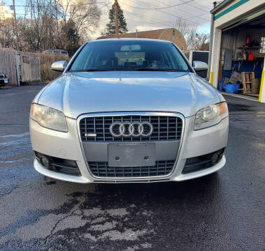 2008 Audi A4 for sale at Manfreds Import Auto in Cary IL