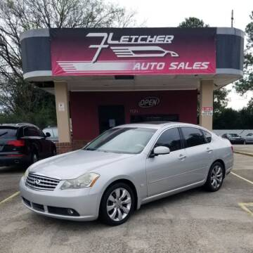 2006 Infiniti M35 for sale at Fletcher Auto Sales in Augusta GA