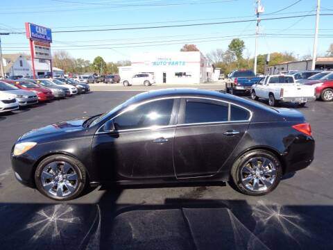2013 Buick Regal for sale at Cars Unlimited Inc in Lebanon TN