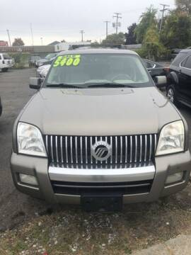 2006 Mercury Mountaineer for sale at Al's Linc Merc Inc. in Garden City MI