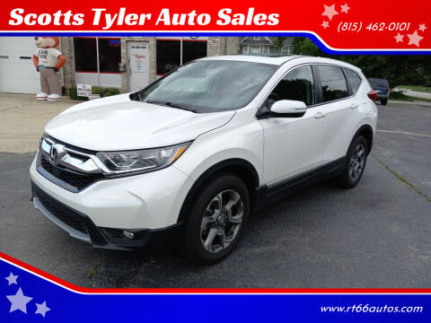 2019 Honda CR-V for sale at Scotts Tyler Auto Sales in Wilmington IL