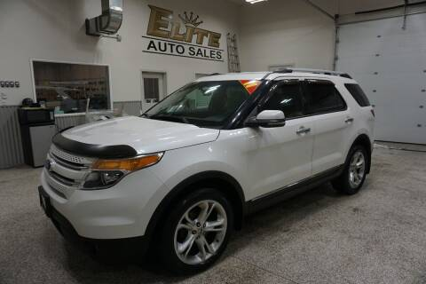 2011 Ford Explorer for sale at Elite Auto Sales in Ammon ID