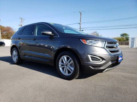 2016 Ford Edge for sale at All Star Mitsubishi in Corpus Christi TX