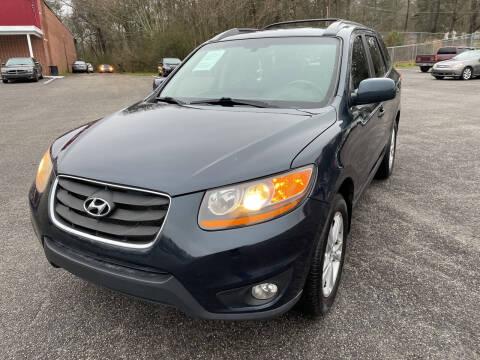 2010 Hyundai Santa Fe for sale at Certified Motors LLC in Mableton GA
