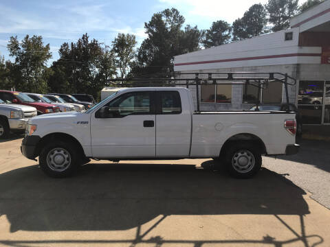 2010 Ford F-150 for sale at Northwood Auto Sales in Northport AL
