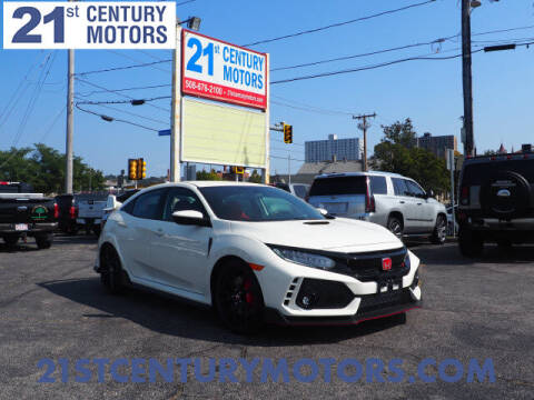 2018 Honda Civic for sale at 21st Century Motors in Fall River MA