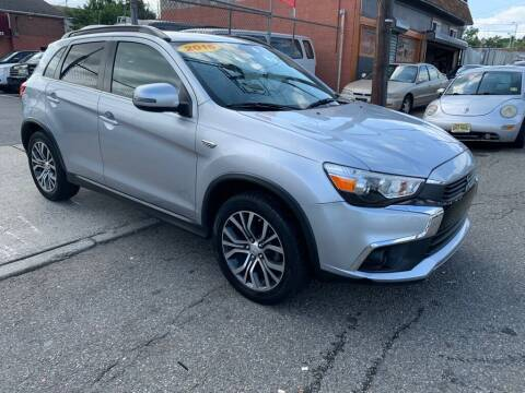 2016 Mitsubishi Outlander Sport for sale at United Auto Sales of Newark in Newark NJ