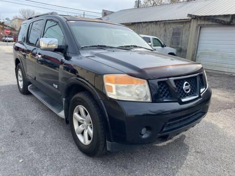 2008 Nissan Armada for sale at WMS AUTO SALES in Jefferson LA