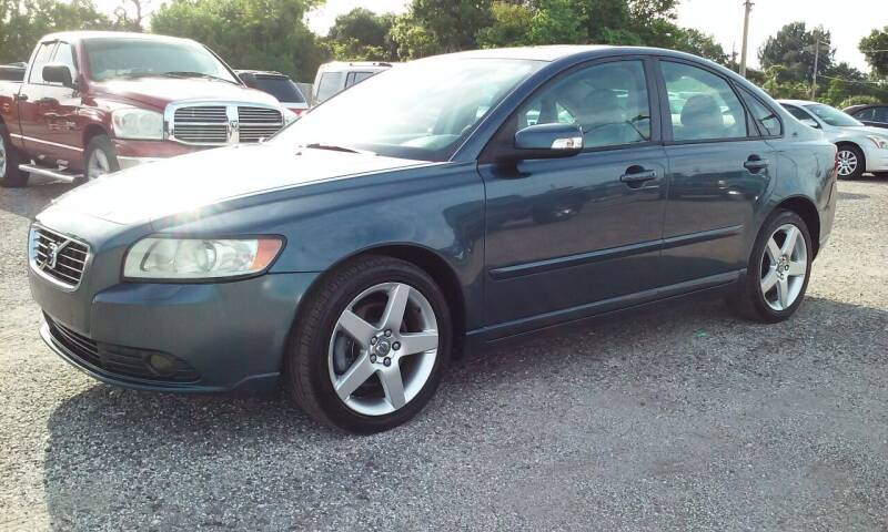 2008 Volvo S40 for sale at Pinellas Auto Brokers in Saint Petersburg FL