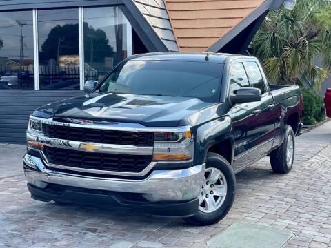 2018 Chevrolet Silverado 1500 for sale at Unique Motors of Tampa in Tampa FL