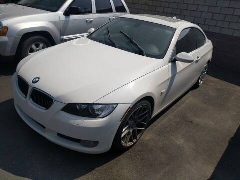 2009 BMW 3 Series for sale at Creekside Auto Sales in Pocatello ID