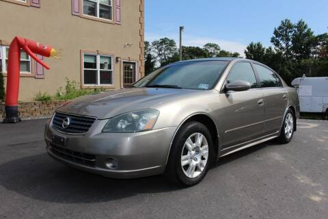 2005 Nissan Altima for sale at Euro 1 Wholesale in Fords NJ