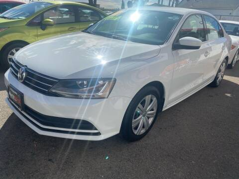 2017 Volkswagen Jetta for sale at Auto Max of Ventura in Ventura CA