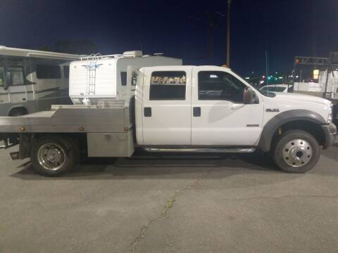 2005 Ford F-450 Super Duty for sale at Freds Auto Sales LLC in Carson City NV