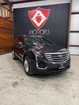 2018 Cadillac XT5 for sale at A & V MOTORS in Hidalgo TX