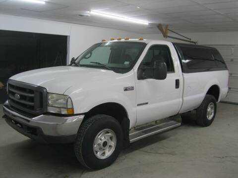 2002 Ford F-250 Super Duty for sale at Right Pedal Auto Sales INC in Wind Gap PA