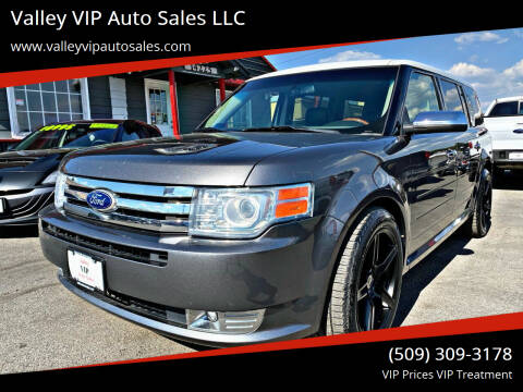 2009 Ford Flex for sale at Valley VIP Auto Sales LLC in Spokane Valley WA