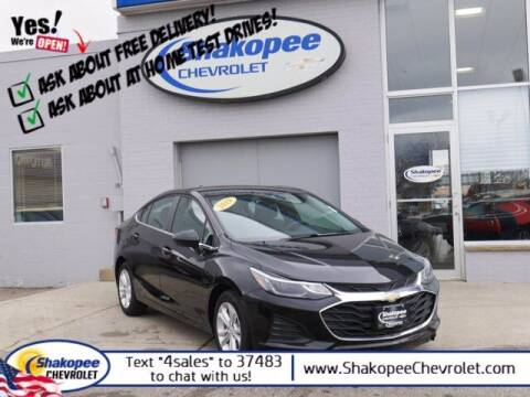 2019 Chevrolet Cruze for sale at SHAKOPEE CHEVROLET in Shakopee MN