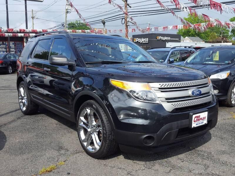 2011 Ford Explorer for sale at Car Complex in Linden NJ