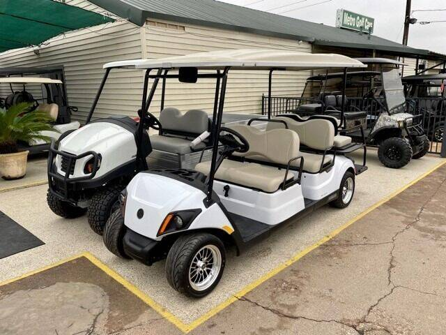 2021 Yamaha Concierge 6 Pass EFI Gas for sale in Fort Worth, TX