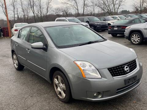 2008 Nissan Sentra for sale at Top Line Import of Methuen in Methuen MA