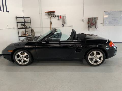 2001 Porsche Boxster for sale at The Car Buying Center in Saint Louis Park MN