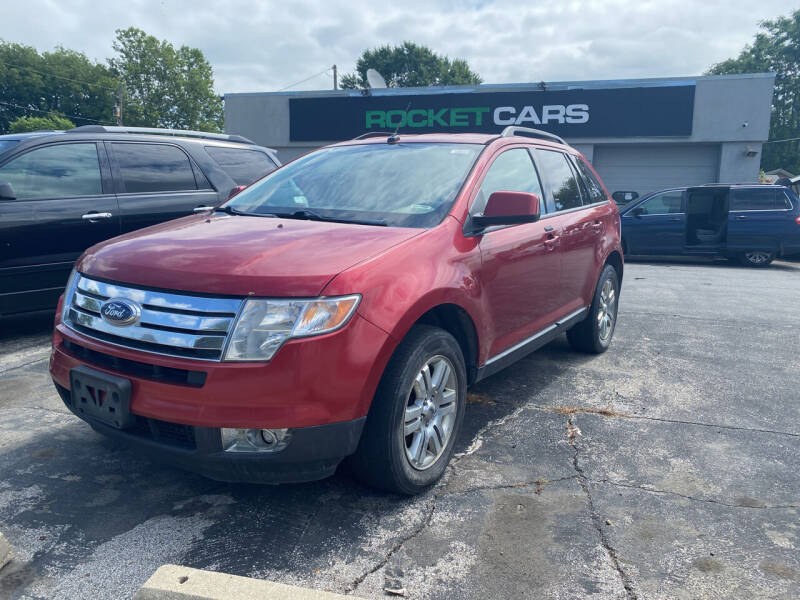2007 Ford Edge for sale at Rocket Cars Auto Sales LLC in Des Moines IA