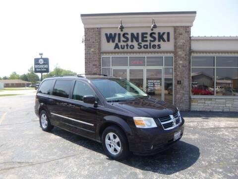 2010 Dodge Grand Caravan for sale at Wisneski Auto Sales, Inc. in Green Bay WI