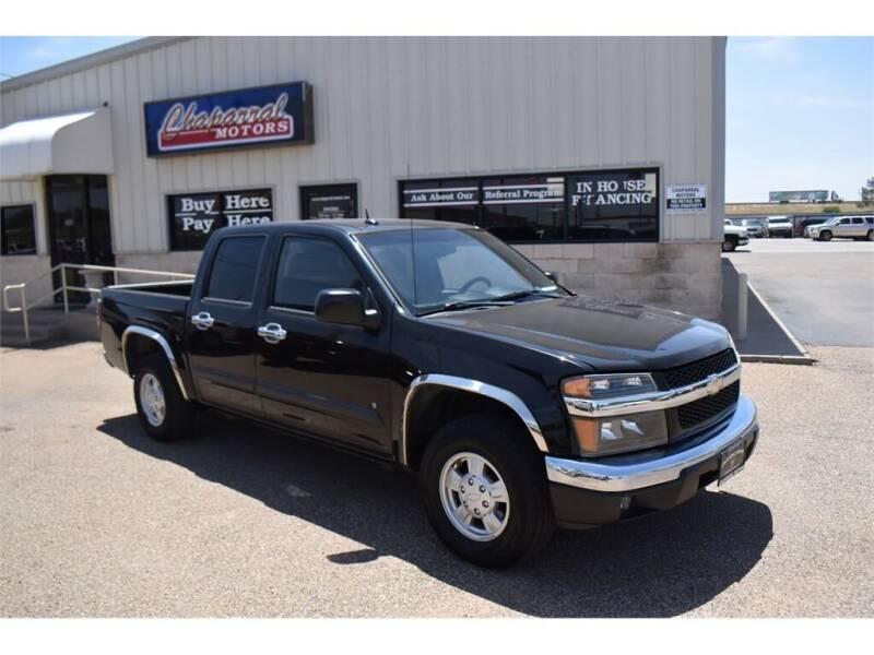 2008 Chevrolet Colorado for sale at Chaparral Motors in Lubbock TX