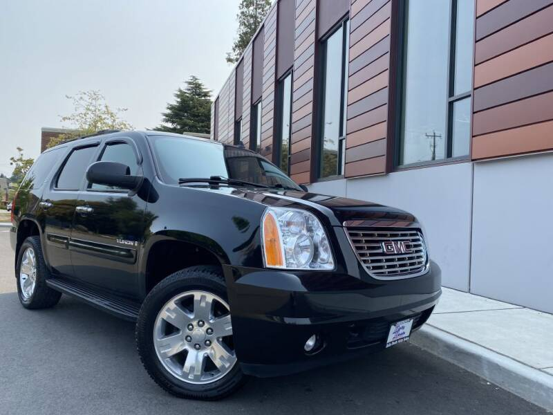 2008 GMC Yukon for sale at DAILY DEALS AUTO SALES in Seattle WA