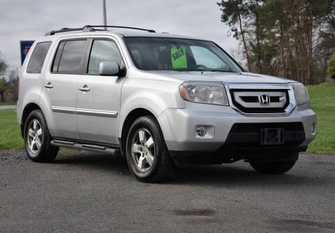 2011 Honda Pilot for sale at Van Allen Auto Sales in Valatie NY
