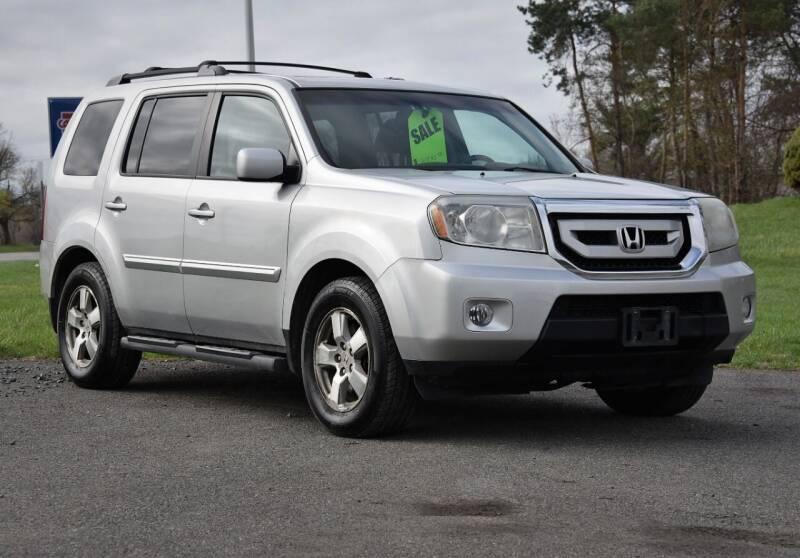 2011 Honda Pilot for sale at Van Allen Auto Sales in Valatie NY