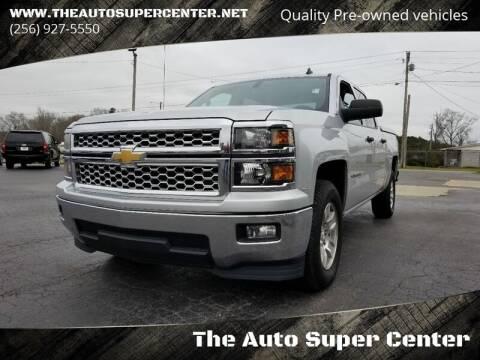 2014 Chevrolet Silverado 1500 for sale at The Auto Super Center in Centre AL
