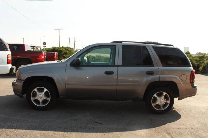 2008 Chevrolet TrailBlazer for sale at Epic Auto in Idaho Falls ID
