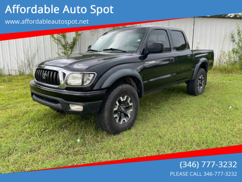 2003 Toyota Tacoma for sale at Affordable Auto Spot in Houston TX