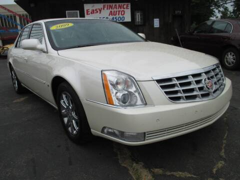 2009 Cadillac DTS for sale at EZ Finance Auto in Calumet City IL